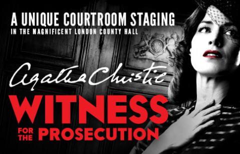 アガサ クリスティ 検察 側 の 証人